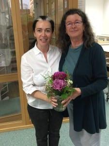 Kooperation mit Frau Stadelmann
