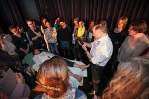 Open Space mit Wolfgang Steflitsch