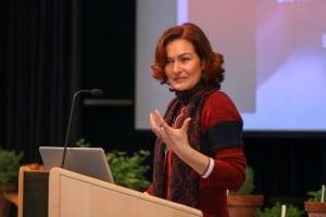 Vortrag Evelyn Deutsch